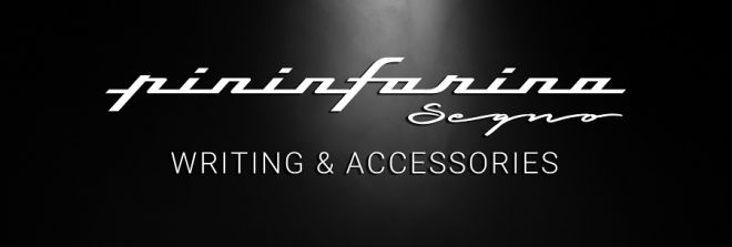 Pininfarina Segno: the new born by the collaboration between Pininfarina and NapkinForever